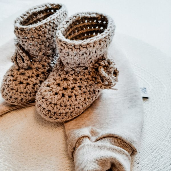 First Booties